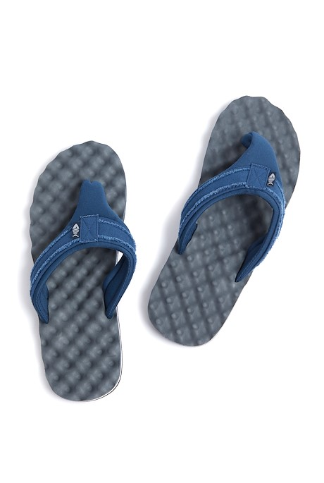 Wexford Waffle Flip Flop Cement