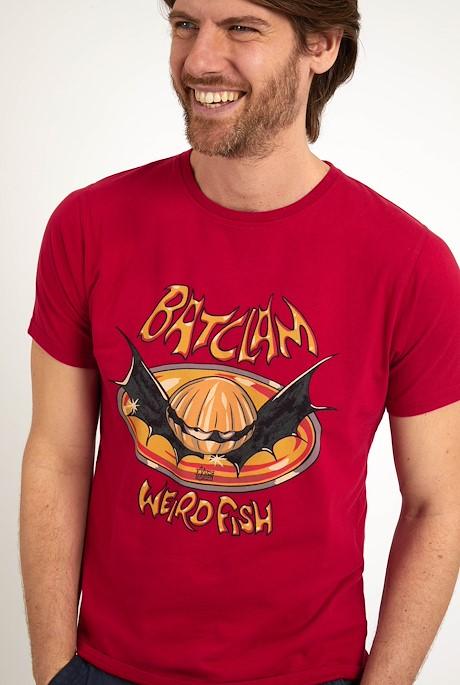 Batclam Organic Cotton Artist T-Shirt Chilli Pepper