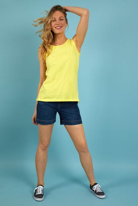 Maze Outfitter Vest Lemon