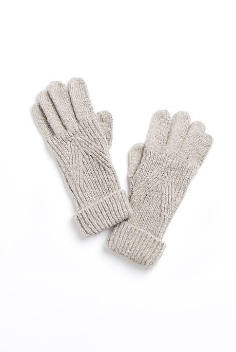 Begonia Eco Gloves Pearl Grey