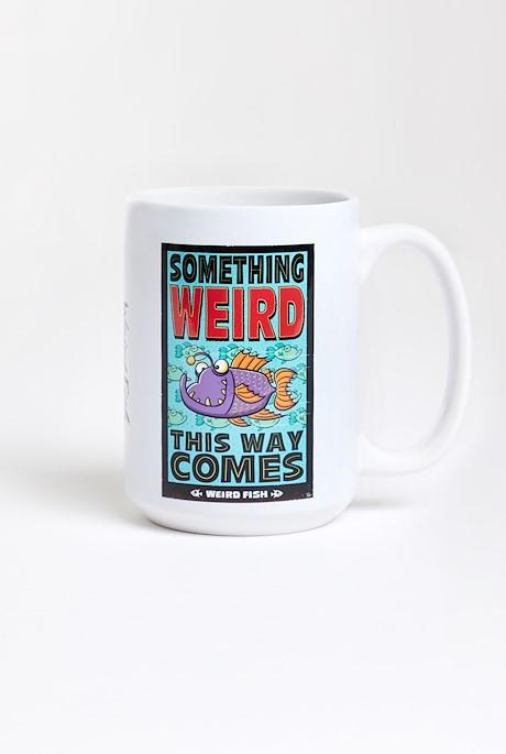 Something Weird Artist Tee Mug