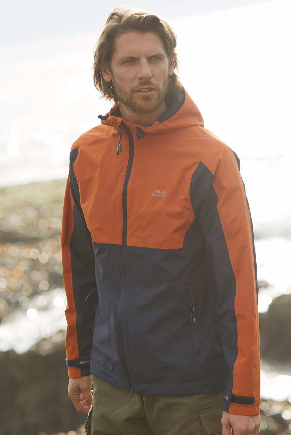 Ardler Waterproof Jacket Pumpkin