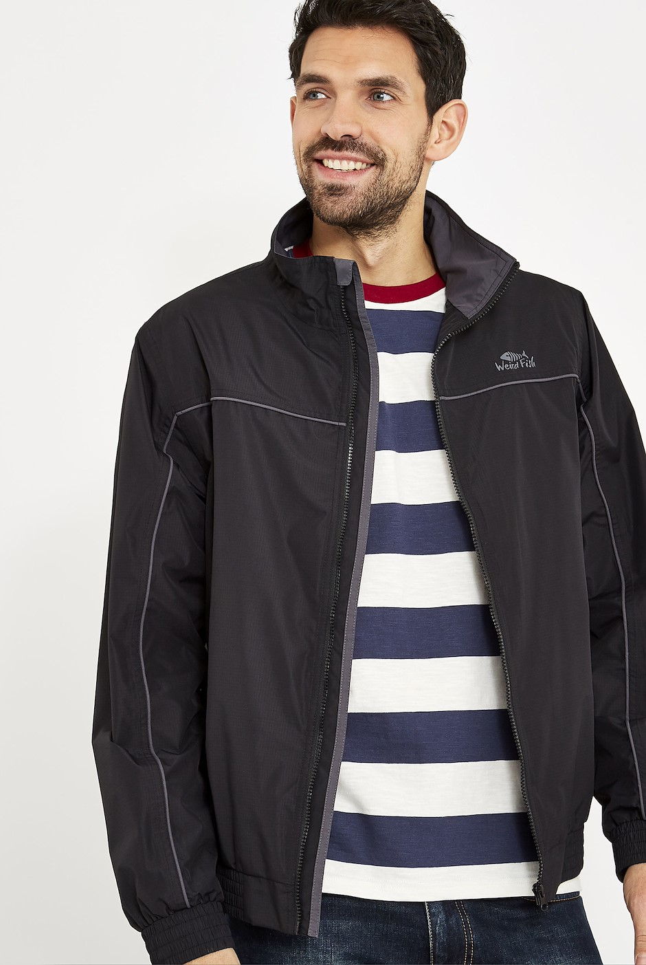 Dunnet Team Jacket Black