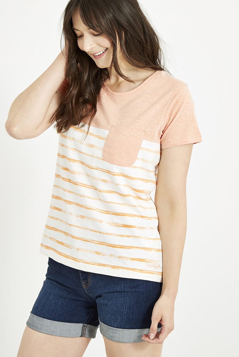Paros Pocket T-Shirt Shell