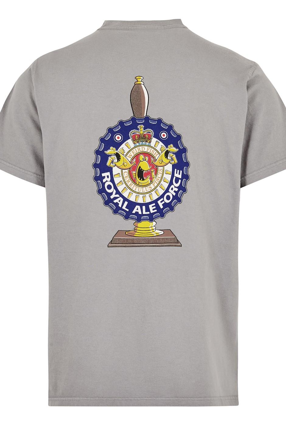 Royal Ale Force Artist T-Shirt Gunmetal