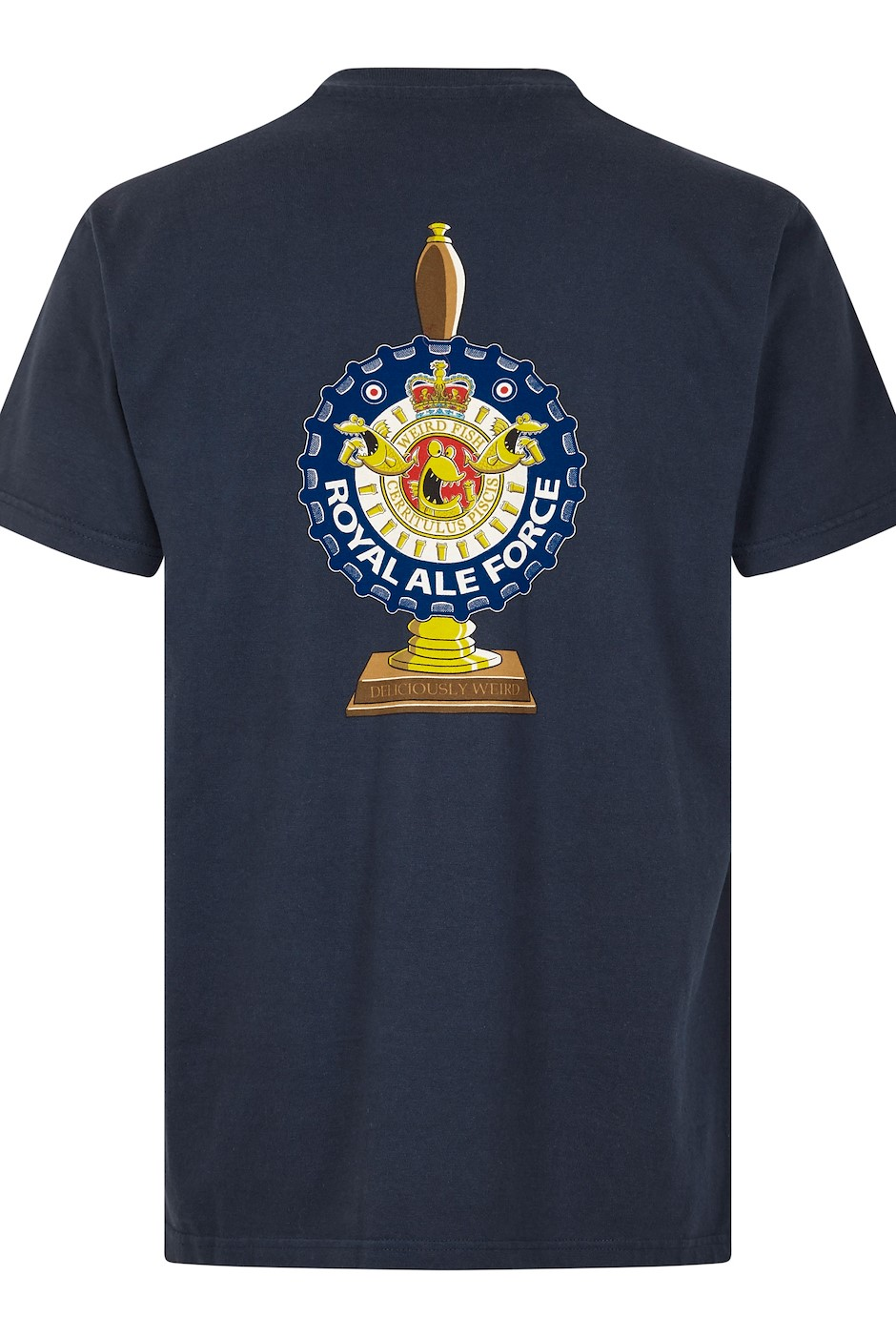 Royal Ale Force Artist T-Shirt Navy