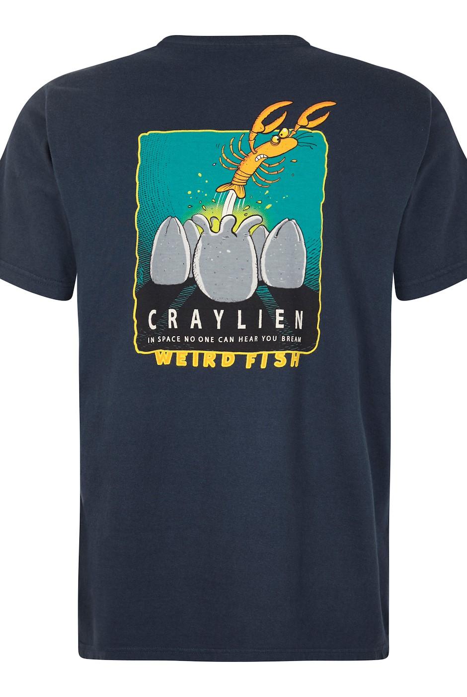 Craylien Artist T-Shirt Navy
