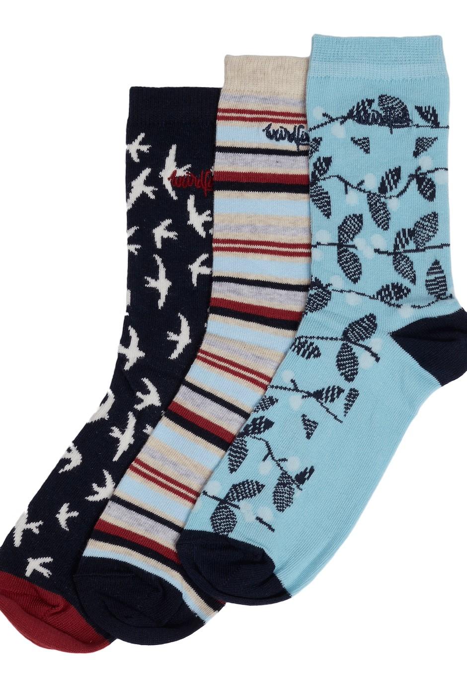 Parade Socks Smoked Blue