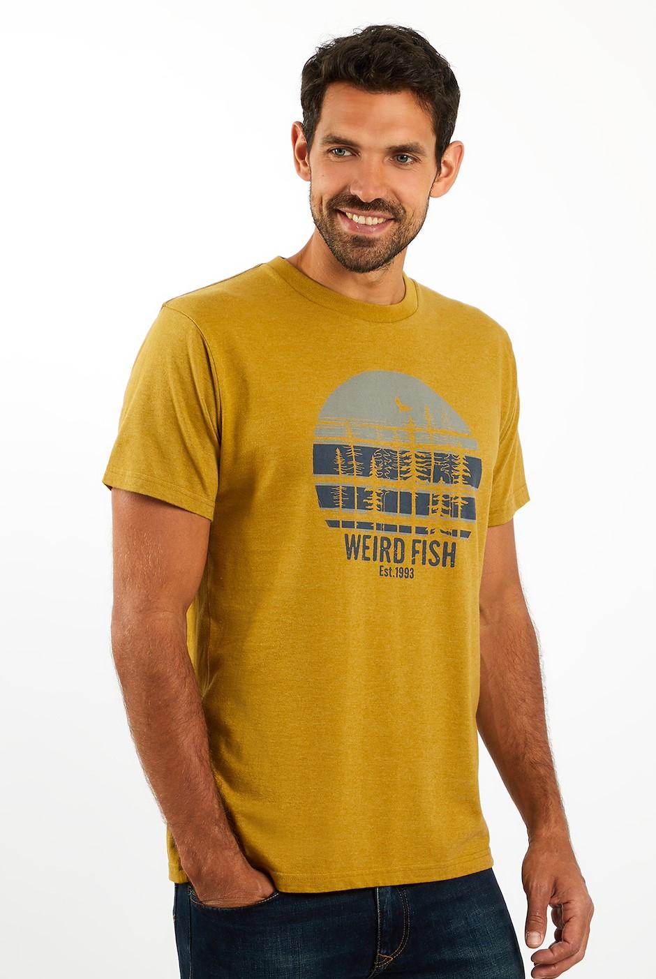 Stay Wild T-Shirt Beechnut