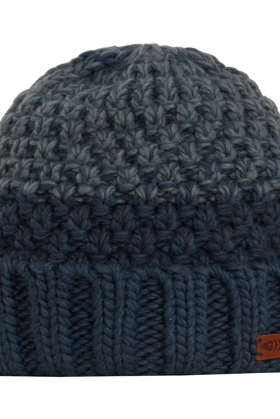 Halton Knit Beanie Navy