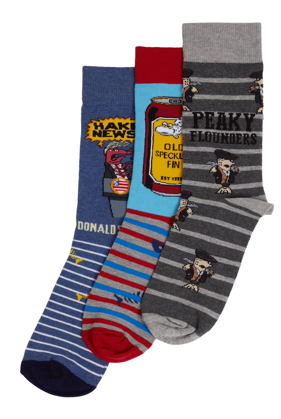 Errigal Artist Socks Multi