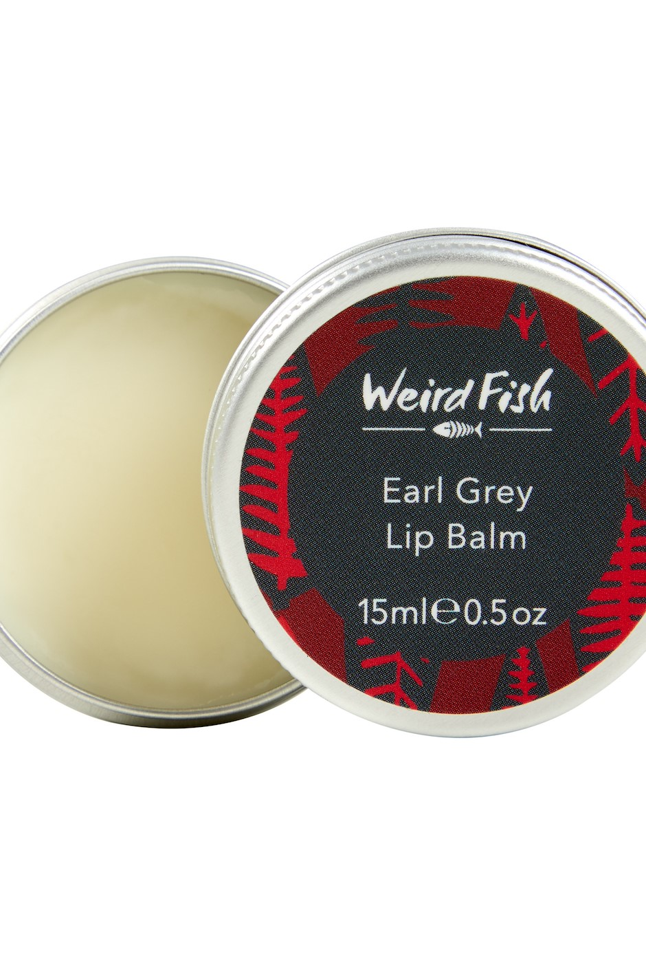 Culla Earl Grey Lip Balm Rich Red