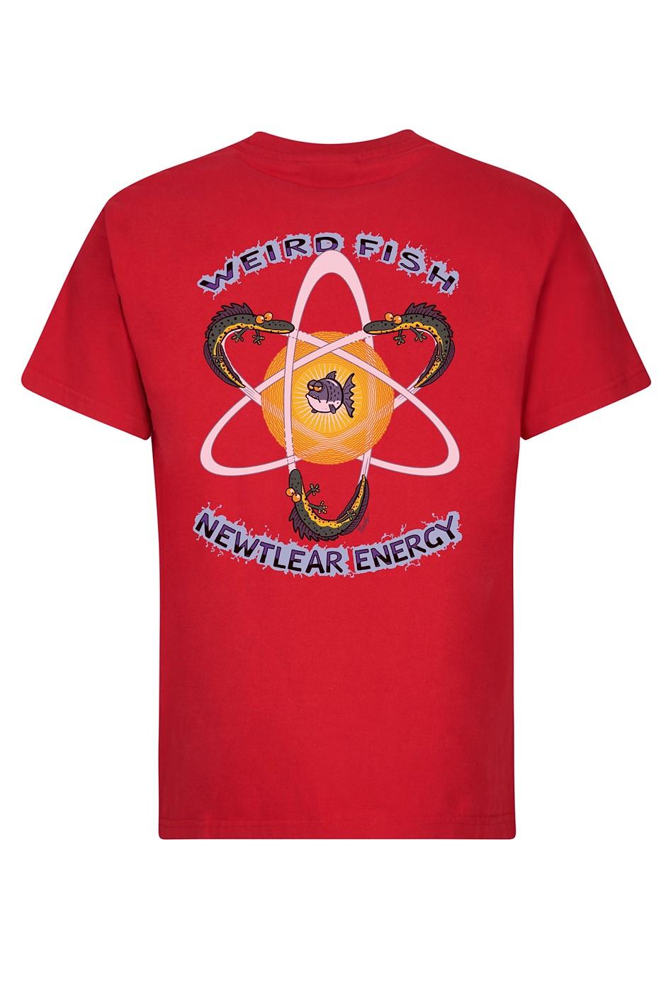 Newtlear Organic Cotton Artist T-Shirt Chilli Pepper