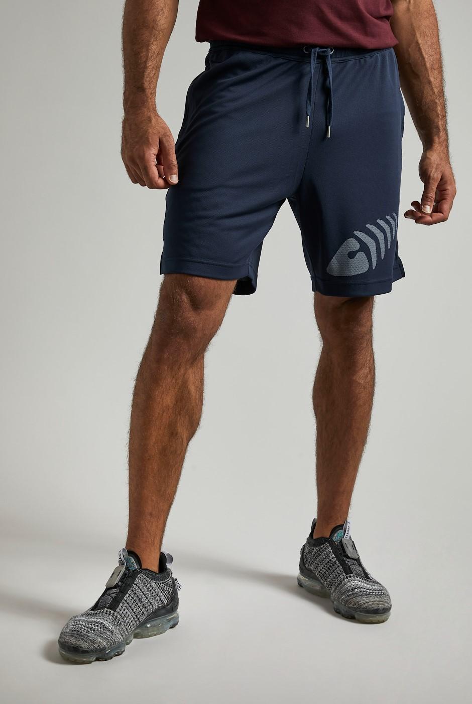 Arne Gym Shorts Navy
