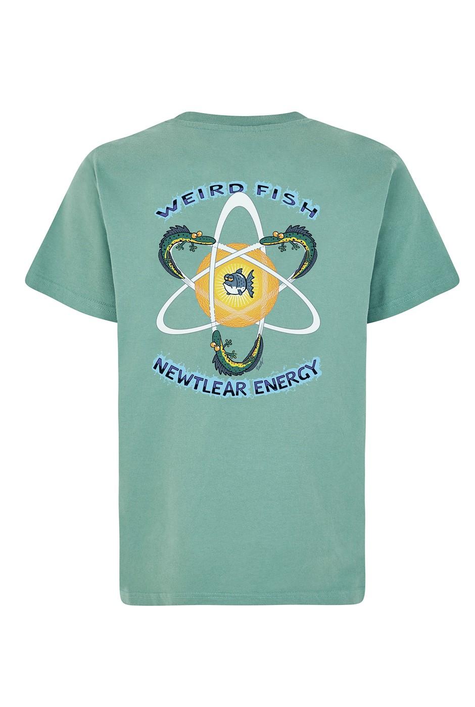 Newtlear Organic Cotton Artist T-Shirt Ivy