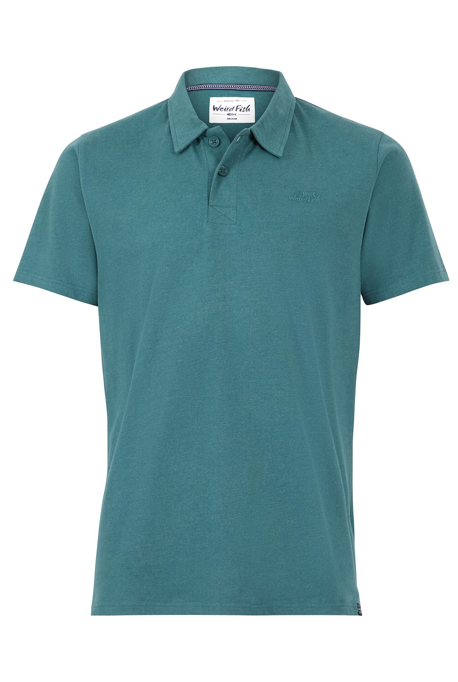 Quay Branded Polo Ivy