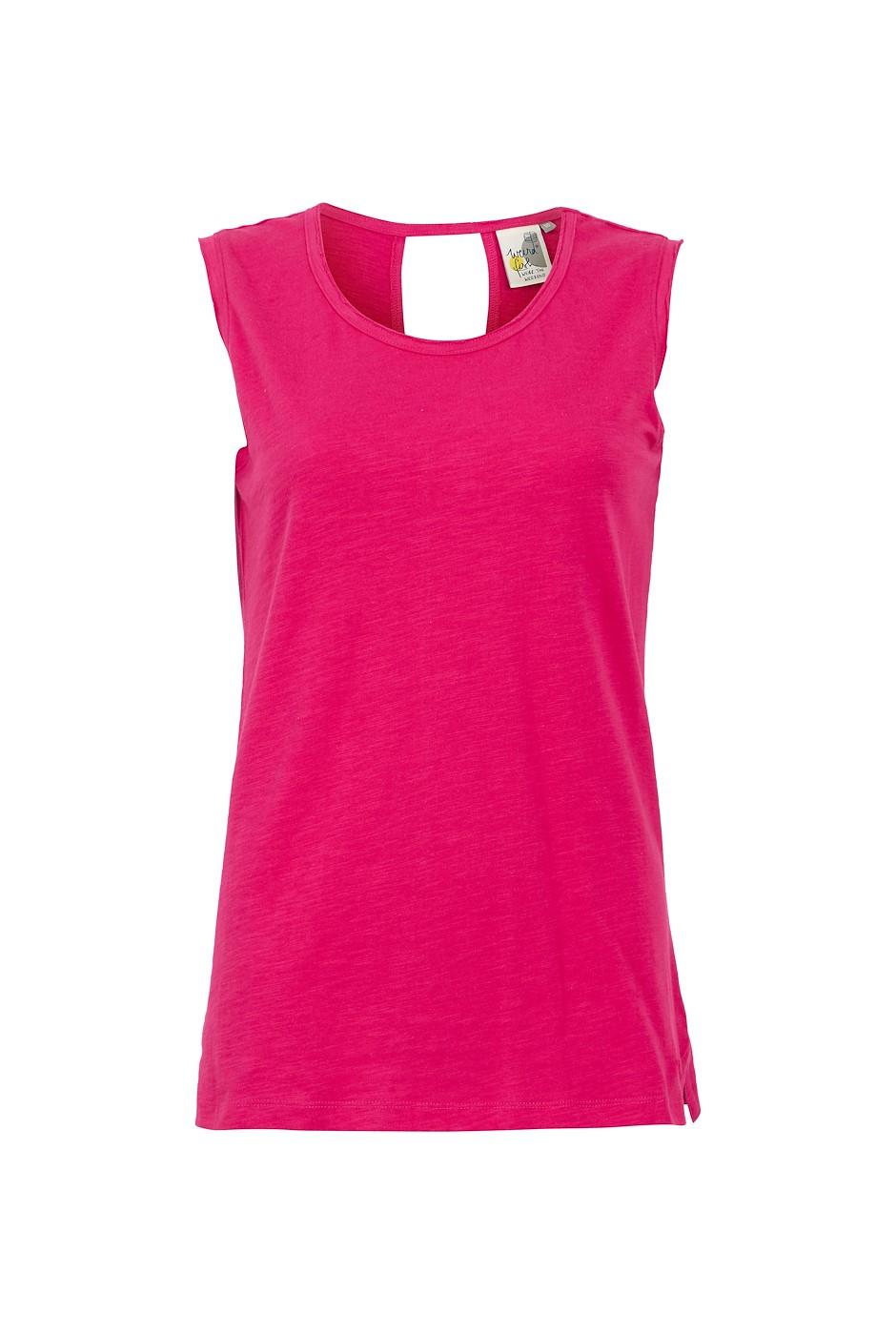 Maze Outfitter Vest Dark Pink