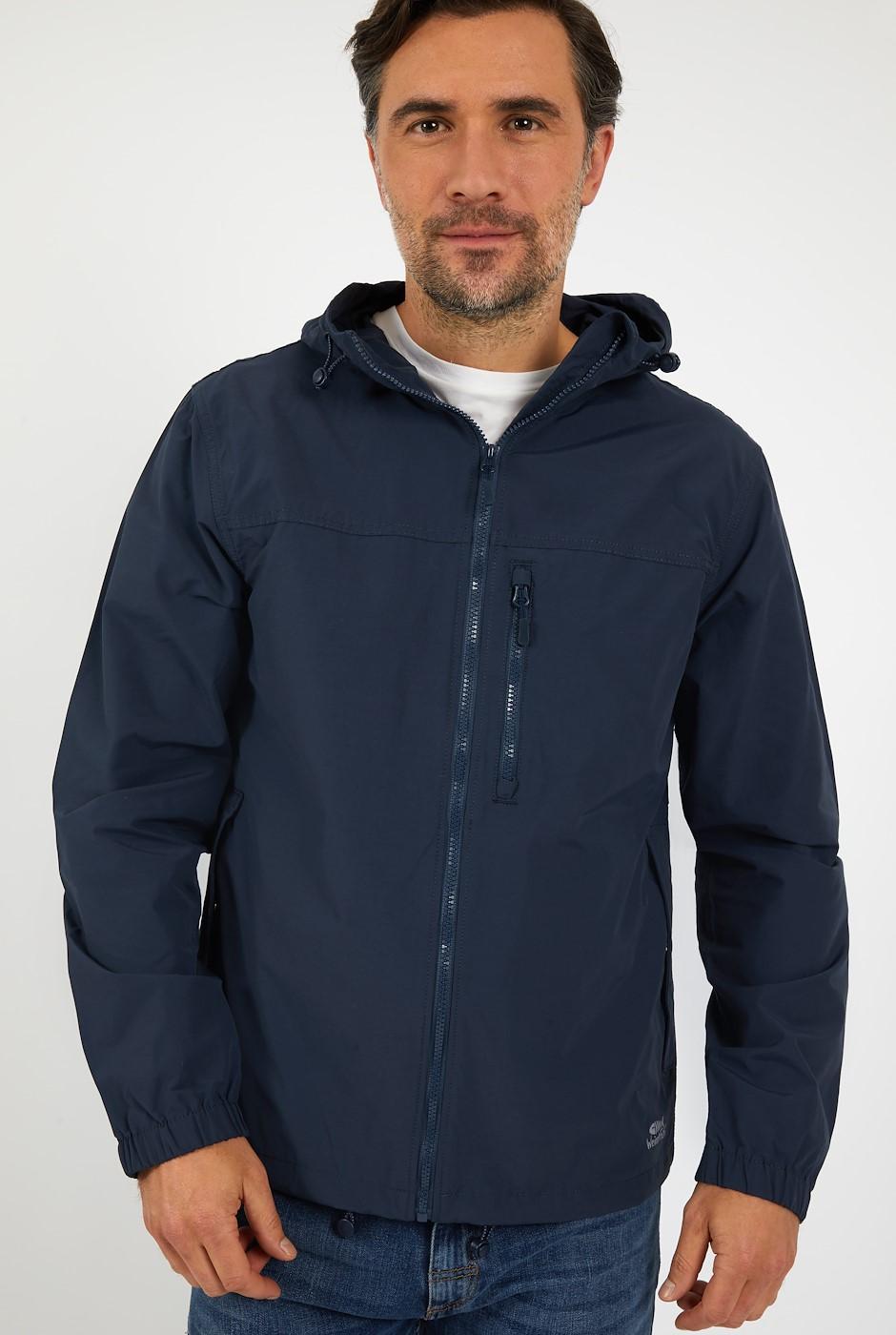 Pablo Showerproof Jacket Navy