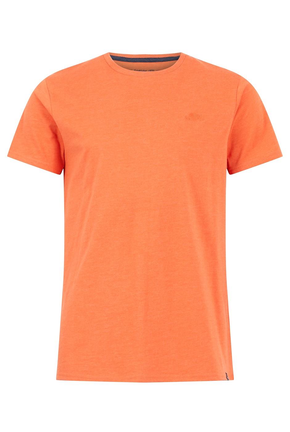Fished Branded T-Shirt Orange