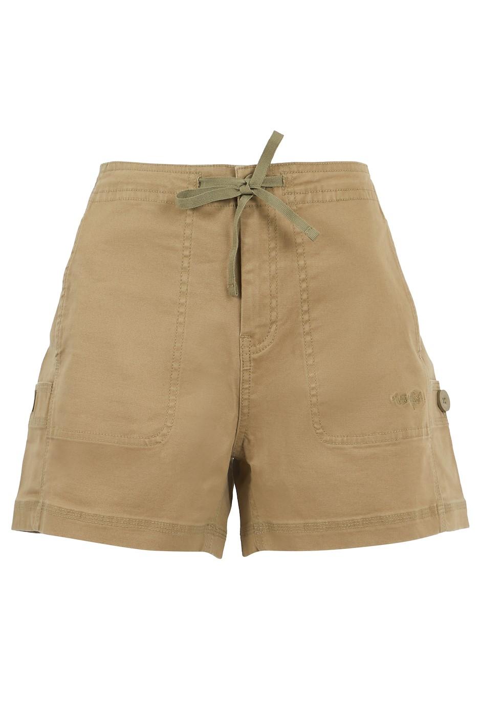 Willoughby Organic Cotton Shorts Khaki
