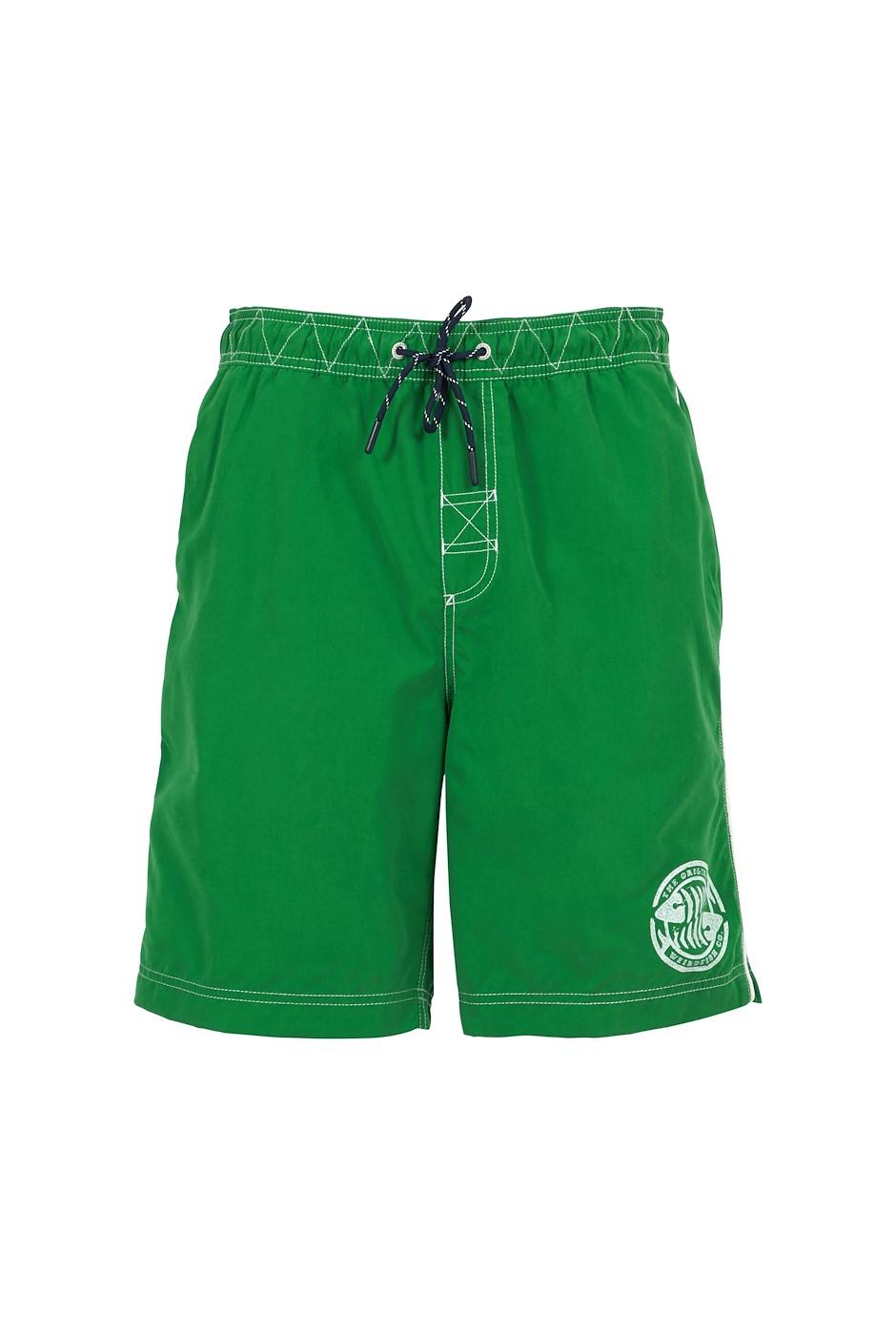 Cork Branded Board Shorts Frosty Spruce