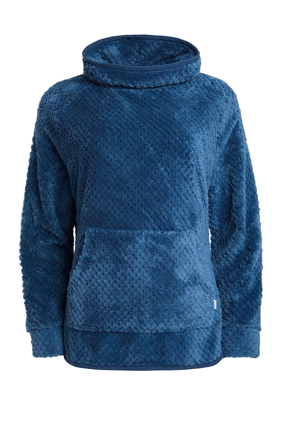 Stella Honeycomb Fur Fleece Ensign Blue