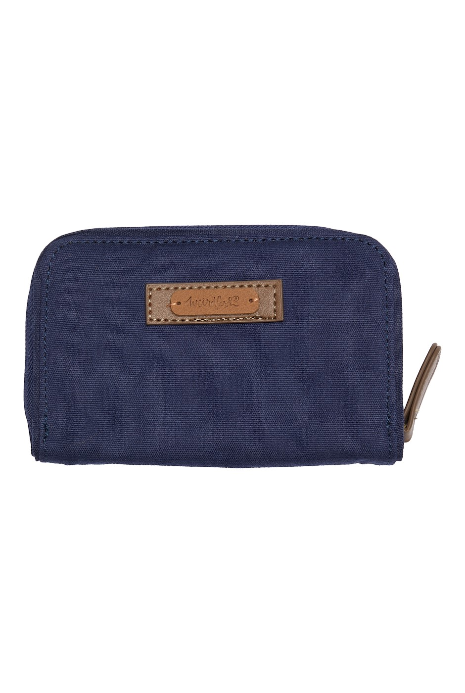 Canning Cotton Purse Navy