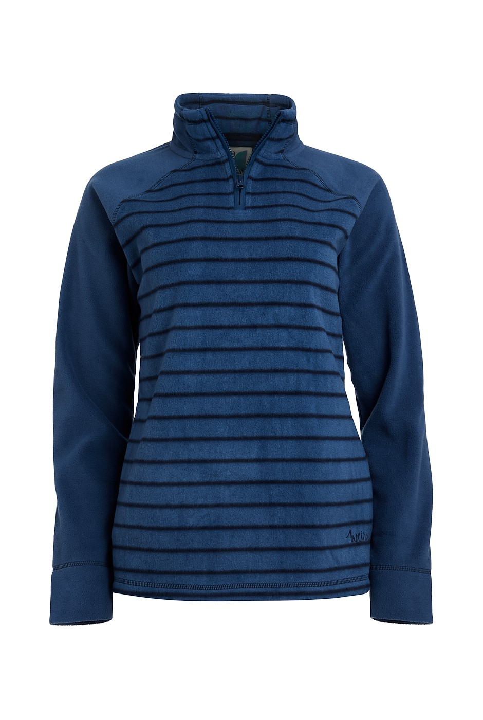 Litchi Recycled Fleece Ensign Blue