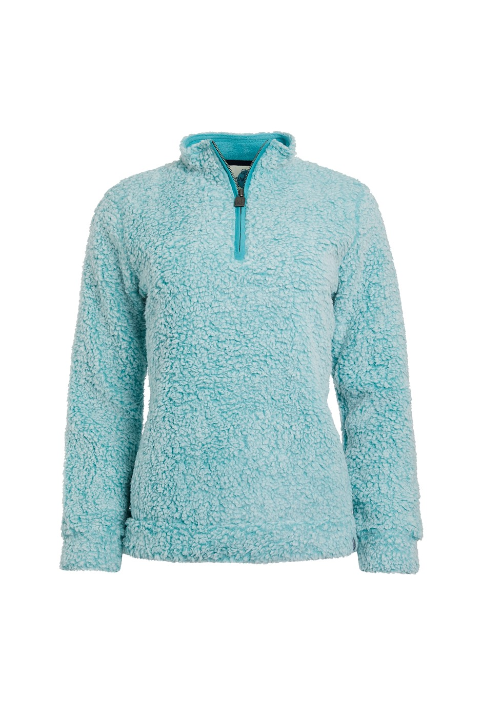 Sheree Cosy 1/4 Zip Fleece Adriatic Blue