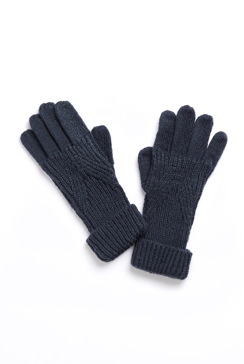 Begonia Eco Gloves Navy
